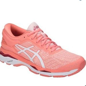 ASICS Women's Gel Kayano 24 Running Shoes - Pink